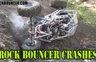 Rock Bouncer Crashes Compilation