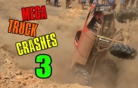 Mega Mud Truck Crashes Compilation 3