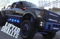 Lifted Dually Trucks of SEMA 2016