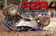 RZR Crash Compilation 2017